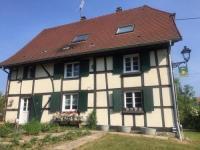 Gîte Alsace Gîte MORTZI villa 5 étoiles avec piscine