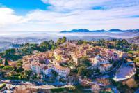 gite Saint Paul en Forêt Côte d'Azur View of Cannes Bay