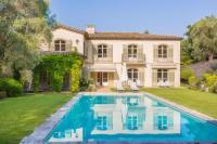 gite Peymeinade Mougins Villa Sleeps 10 Pool WiFi