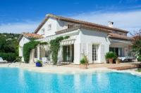 gite Nice Mougins Villa Sleeps 12 Pool Air Con WiFi