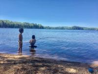 gite Alligny en Morvan Direct Jardin Plage Lac
