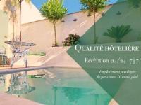 gite Arles Mazet provençal d'exception au coeur de Nimes