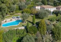 gite Les Adrets de l'Estérel Villa de Cayans - Wonderful family villa with air-con, heated pool and sea view