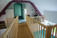 gite Cleppé Villa with 5 bedrooms in Panissieres with indoor pool enclosed garden and WiFi 56 km from the slopes