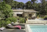 gite Graveson Pernes-les-Fontaines Villa Sleeps 10 Pool Air Con