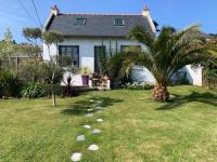 Gîte Côtes d'Armor Gîte Maison de charme 3 étoiles avec jardin clos terrasse PERROS-GUIREC - ref 869