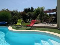 gite Aix en Provence Villa Coraline en Luberon