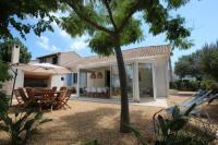 gite Pézenas Adorable maison de vacances plain pied au coeur de la station et proche des plages 4 chambres jardin LXDUNE1