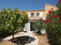 gite Fleury Belle Maison 3 pièces veranda, résidence le CLOS DE SOCORRO, 5 couchages PORTIRAGNES PLAGE