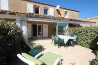 gite Agde Jolie maisons de vacances, veranda, vue dégagée, 2 chambres, résidence avec piscine, PORTIRAGNES PLAGE