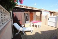 gite Marseillan Maison d'angle dans résidence sécurisée avec piscine, 2 chambres, 5 couchages, à 400m de la mer de PORTIRAGNES PLAGE