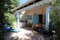 gite Fleury Maison t2 mezzanine veranda 5 couchages PORTIRAGNES PLAGE