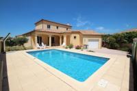 gite Pézenas Superbe villa 4 chambres avec piscine sur les hauteurs du village
