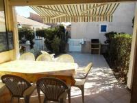 gite Valras Plage Adorable villa à 250 m de la plage dans résidence sécurisée avec piscine et parking privatif - Portiragnes plage