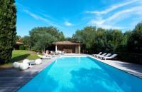 gite Conca Porto-Vecchio Villa Sleeps 8 with Pool Air Con and WiFi