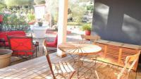 gite Levie Villa Deluxe dans résidence de charme à 5 minutes des plages de Santa Giulia et Palombaggia