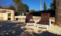 Villa La Vacquerie et Saint Martin de Castries Villa spacieuse