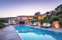 gite Conca Precoggio Villa Sleeps 10 Pool Air Con WiFi