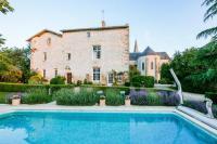 gite Saint Varent Pressigny Villa Sleeps 22 Pool WiFi