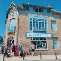 Gîte Morbihan Gîte maison quiberonnaise