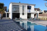 Gîte Morbihan Gîte VILLA ALBA QUIBERON - lits préparés et piscine extérieure chauffée