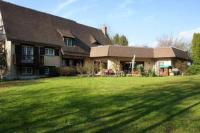 Gîte Haute Normandie Gîte Villa with 4 bedrooms in Renneville with indoor pool and enclosed garden