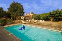 gite Lambesc Saignon Villa Sleeps 10 with WiFi
