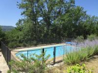 gite Lambesc Serena Villa in Saignon with Private Swimming Pool