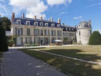gite Lainsecq Château les barres