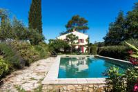 gite Le Luc Saint-Antonin-du-Var Villa Sleeps 8 Pool WiFi