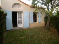 gite Saint Palais sur Mer House St georges de didonne, maison mitoyenne en residence avec jardinet