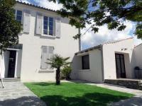 gite Saint Jean de Monts House Maison de caractère dans le centre ville de saint gilles croix de vie 5