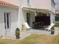 Villa Saint Gilles Croix de Vie House St-gilles-croix-de-vie - maison 3 chambres à 2 pas de la plage