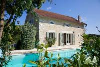 gite Saint Avit Saint Nazaire Saint-Julien-d'Eymet Villa Sleeps 7 Pool WiFi