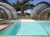 Villa L'Aiguillon sur Mer House Saint martin de re villa avec piscine sur vaste terrain
