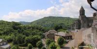 Gîte Auvergne Gîte Villa la Prada, AUVERGNE, St Nectaire, proche eglise, 8 pers