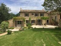 gite La Barben Villa Les Beaumes brunes