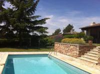 gite Bagnols en Forêt Villa Lily avec piscine privée
