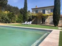 gite Saint Rémy de Provence PETITE BASTIDE PROVENCALE SUR LES HAUTEURS DE ST REMY