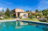 Villa Lagarde d'Apt Saint-Saturnin-les-Apt Villa Sleeps 6 Pool T238442