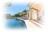 gite La Môle Villa de luxe avec piscine privée et Jardin