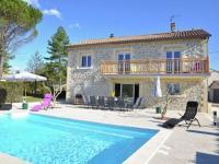 Luxury Villa with Private Pool in Saint-Victor-de-Malcap-Le-Malcap-2
