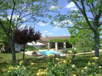 gite Rimons Sainte-Colombe-de-Duras Villa Sleeps 6 Pool WiFi