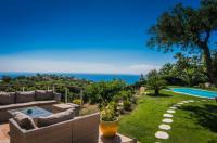gite Taradeau Villa Le Calme - Sea view and pool