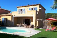 gite Sainte Maxime villa o 2683