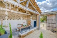 gite Sainte Souline Sauvignac Villa Sleeps 12 with Pool and WiFi