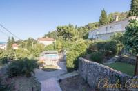 gite Montagnac Villa Clara for 7 on the heights of Mont Saint-Clair