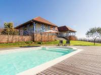 Gîte Corrèze Gîte Beautiful Villa in Sioniac with Swimming Pool