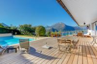 Gîte Haute Savoie Gîte Les Pomeroles · Talloires, les Granges villa avec piscine.
