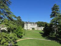 gite Avanton Château de la Barbelinière